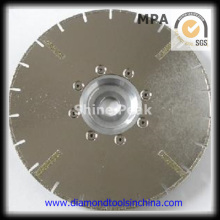 Good Quality Electroplated Diamond Cutting Blades for Glass