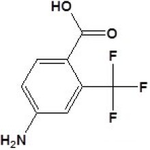 4-Amino-2-Trifluoromethylbenzoic Acidcas No. 393-06-6