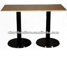 Western restaurant tables basses commerciales XT6944