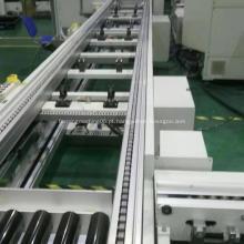 Linha de produção personalizada fábrica do transporte de correia da velocidade