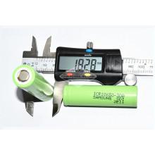 Κελί μπαταρία ιόντων λιθίου Samsung 30B 18650