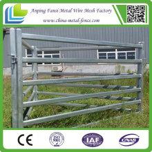 Panel de cerca de granja de ganado de metal soldado de estilo australiano