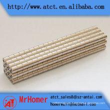 Tube Neodymium Magnet N38