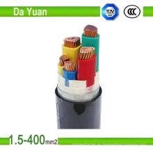 H05VV-F UL2464 4 * 0.75 / 1.0 / 1.5 / 2.5 mm2 Cable de 300 / 500V
