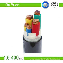 H05VV-F UL2464 4*0.75/1.0/1.5/2.5 mm2 300/500V Cable