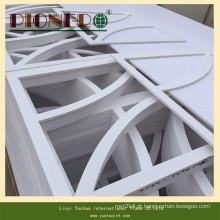 Escultura de placa de espuma de PVC