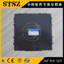 Komatsu spare parts  PC200-8 controller 20Y-810-1231