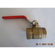 Brass Female and Female Ball Valve (a. 0136)