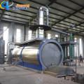 Equipamento de Destilação de Óleo Plástico para Óleo Diesel