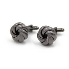 VAGULA novo Metal Mancuerna botões de punho (HLK35139)