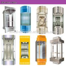 Capsule Elevators / Sightseeing Ascenseur / Observation Elevator / Panoramic glass elevator