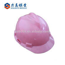 High Quality Cheap Custom Plastic Injection Safety Helmet Mould Custom Helmet Parts