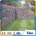 wire cages rock retaining wall galvanized gabion mesh for sale