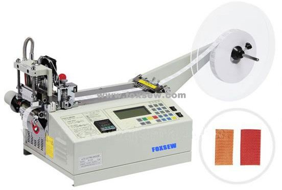 Hot Knife Nylon Webbing Cutting Machine
