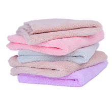 Wholesale Microfiber Coral Fleece Custom Towels