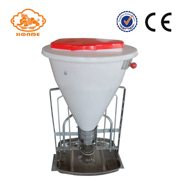 Dry Wet Feeding Pan