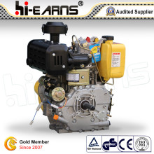 Diesel Engine with Keyway Shaft and Air Filter (HR192FB)