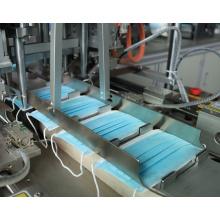 Полностью автоматизированный аппарат для заварки ушных петель с защитой от пыли