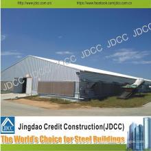 Galvanized Light Steel Structure Farm Henhouse