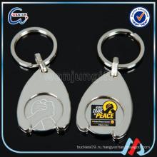 Монетоприёмная брелка для ключей