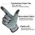 Dedicated Acrylic Yarn Conductive Fiber Touch Screen Gloves
