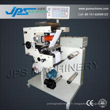 Jps320-1c-B Machine d'impression transparente de rouleau de film de PVC avec la fonction de fendage