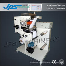 Jps320-1c-B Transparent PVC Film Roll Printing Machine with Slitting Function