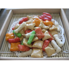 2016 Hot Products Rice Crackers