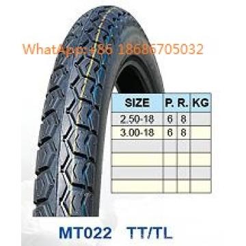 Мотоцикл шин/мотоцикл шин 2,50-18 3.00-10 Горячие продажи шаблон