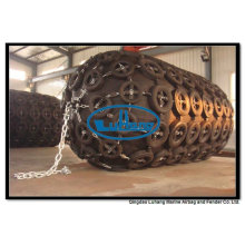 3m Diameter X 6m Length Yokohama Ship Rubber Fender