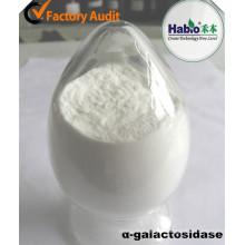 Enzima da Indústria do Açúcar, Alfa Galactosidase