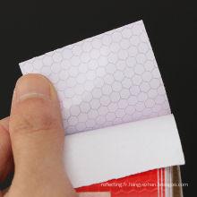 3m blanc/rouge réfléchissant sécurité AVERTISSEMENT perceptibilité Tape à l'intérieur de Peeling
