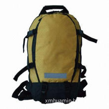 Backpack/Daypack, Made of 420D/PVC + Diamond Fabric Materials, Measures 23 x 10 x 40cm