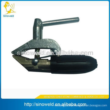 Tipo britânico resistente WELDING EARTH CLAMP 600A PARAFUSO DOWN TYPE