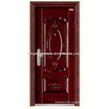 High Quality Cheap Steel Security Door Entrance Door KKD-306 From China Factory