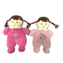 Plush Doll Little Girl