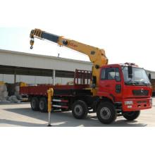 Fabricante montado grúa del camión de alto rendimiento XCMG