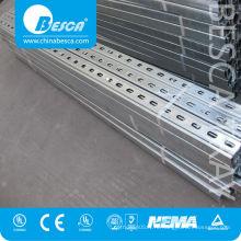 C стальной unistrut канал профили производителей