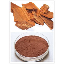 Yohimbina natural 1% - 98% por HPLC Extracto de Yohimbe