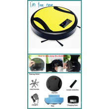 Vacuum Cleaner Smart Robot Vacuum Cleaner for Home Appliance