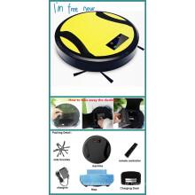 Aspirador de pó aspirador Smart Robot para Home Appliance