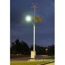 High quality wind and pv hybrid power system [Lamp-H8]