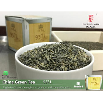 EU STANDARD SPECIAL CHINA GREEN TEA 9371 100% NATURAL