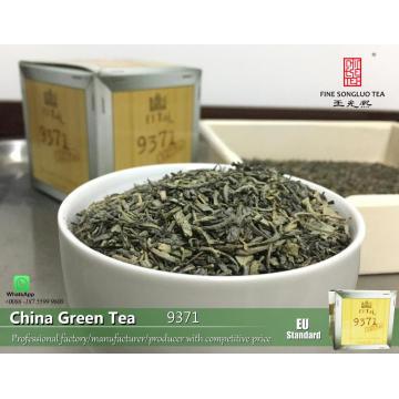PADRÃO DA UE ESPECIAL CHINA GREEN TEA 9371 100% NATURAL