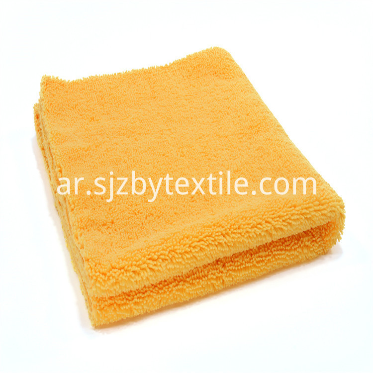 High Quality Car Microfiber Towel