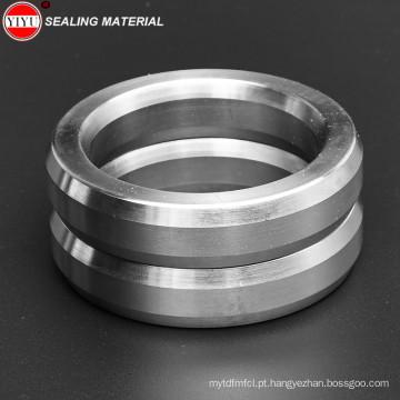 Fornecimento de alta temperatura e alta pressão Metal Ring Gasket Octagon Gaxeta R44 Ss321 / 304L