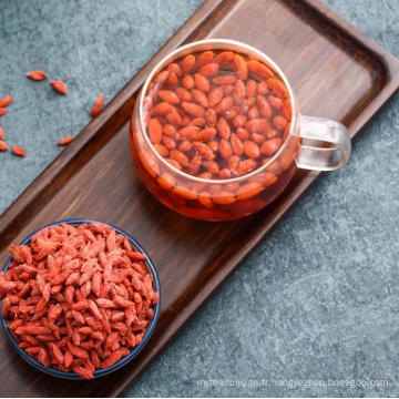 Chinois sec goji / fruits séchés à bas prix