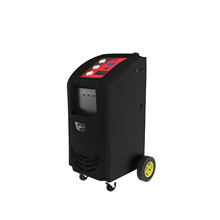 Professional Fully Automatic Car A/C Refrigerant Recovery with ce certification