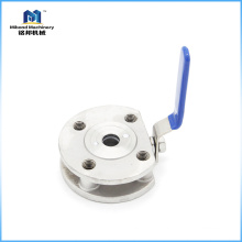 Reliable Supplier Sanitary Stainless Steel Food grade full bore ball valve