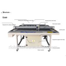 Plotter de corte plano de inyección de tinta Richpeace